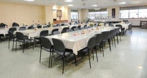 DIning Services at Mariandale