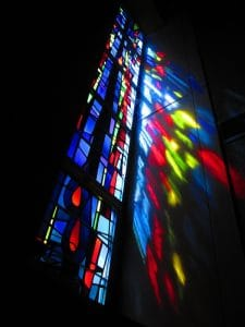 Stained Glass Perspective